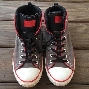 Converse Hi-Top Shoes
